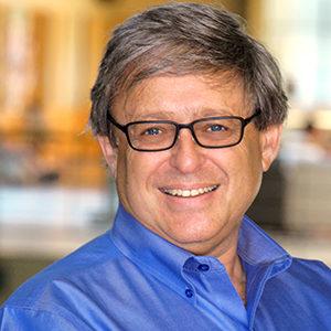 Head shot of Ivor Shapiro